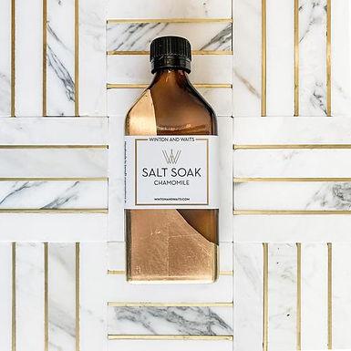 Winton and Waits Large Salt Soak