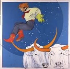 And the Cowgirl Jumped over the Moon