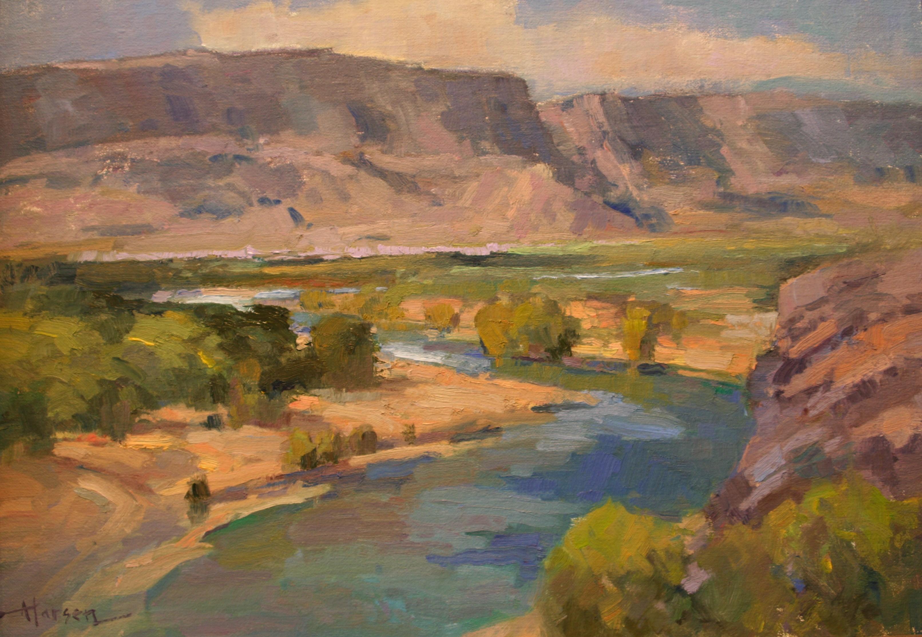 """""""Big Bend Rio Grande"""""""