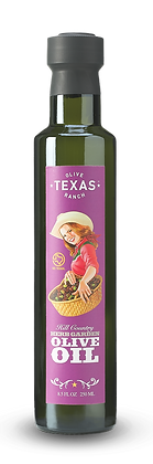 Texas Olive Ranch, Hill Country Herb Garden Infused Olive Oil