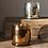 Thumbnail: Eleven Point Mercury Barrel Candle Bronze