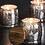 Thumbnail: Eleven Point Mercury Barrel Candle Green