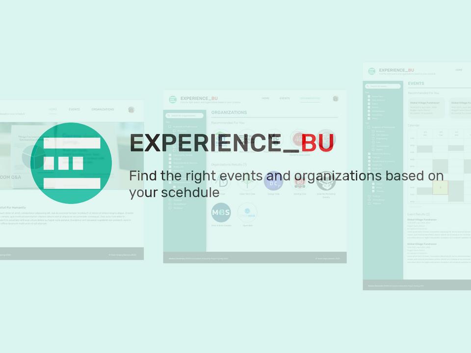 UX Design Fellowship at BU Spark!