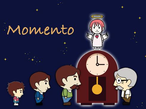 Global Game Jam 2019: Momento