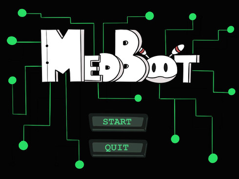 Global Game Jam 2020: Medbot
