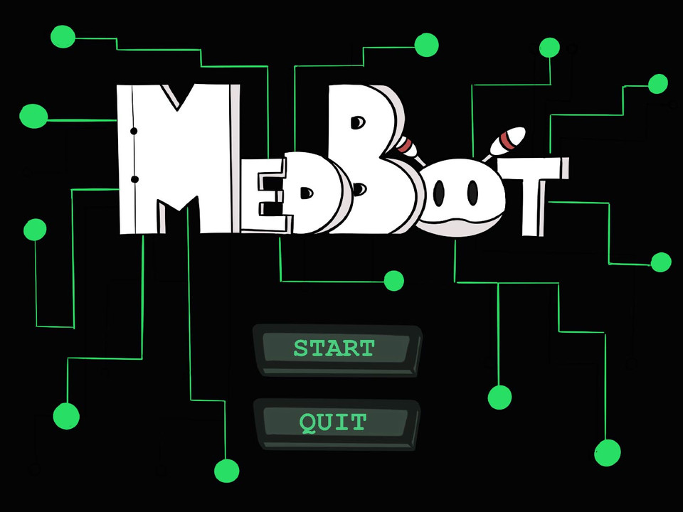 Global Game Jam 2020: Medbot