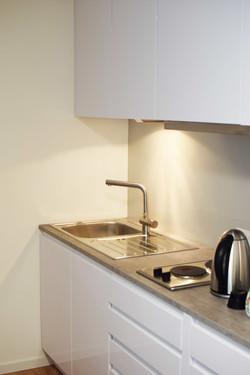 Küche für Mitarbeiter