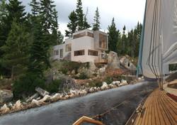 Wohnhaus in Kanada