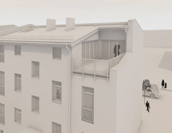 Terrassensituation DG