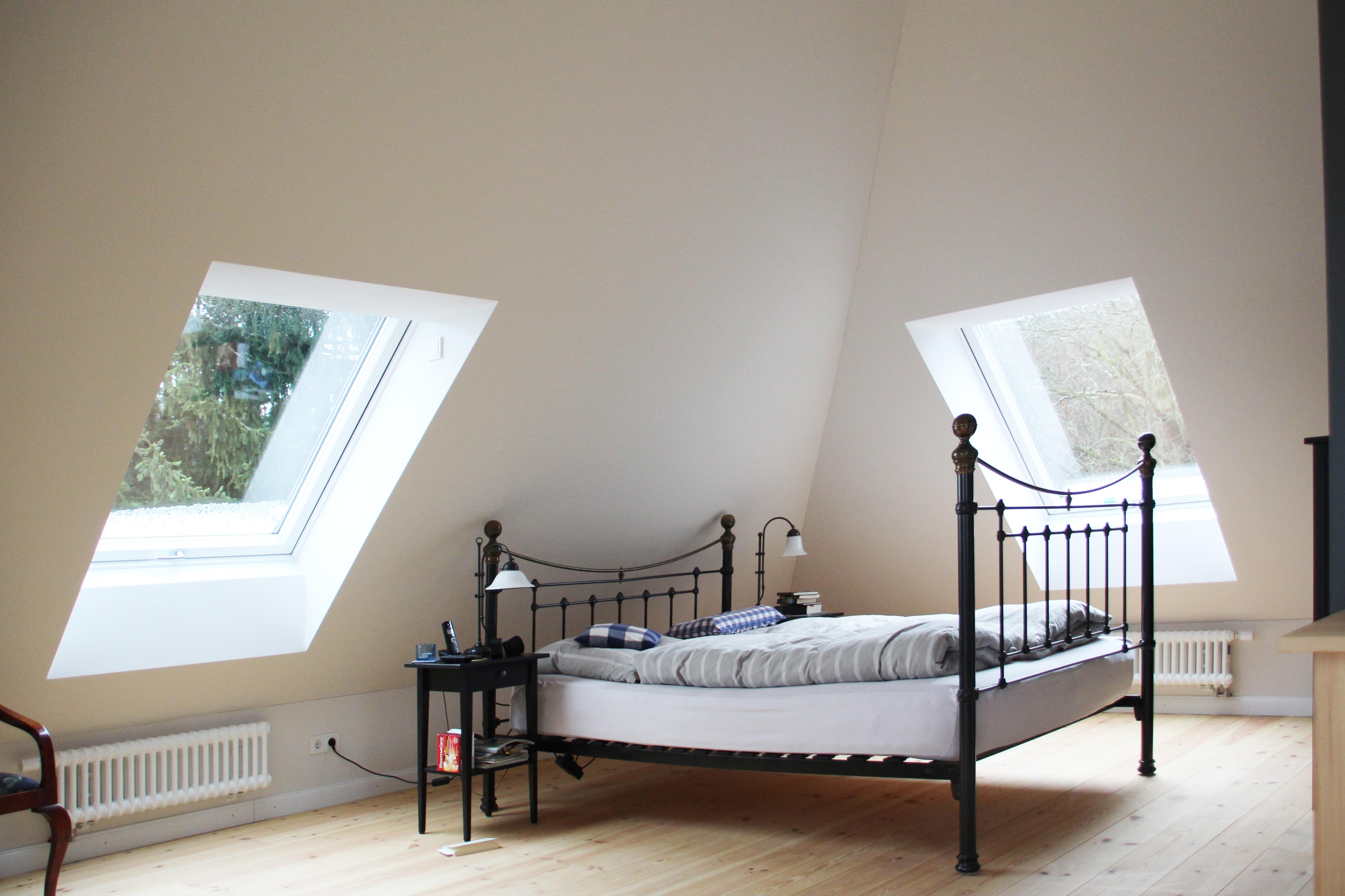 Dachgeschoss Innenraum