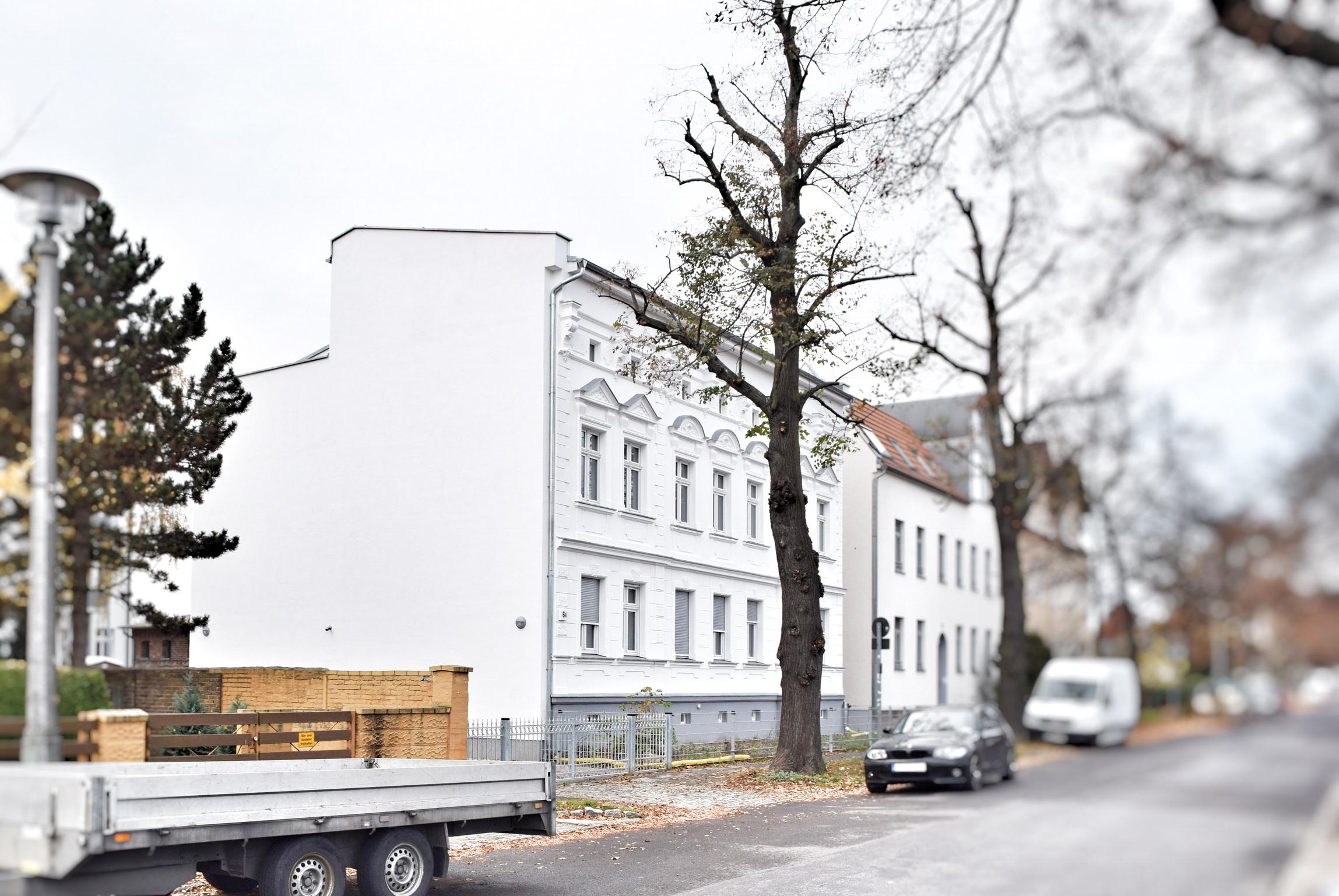 Sanierung Mehrfamilienhaus KFW