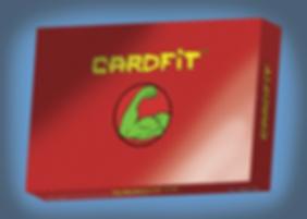 CardFit core deck game box