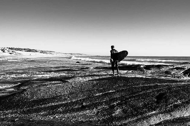 Lone Surfer I