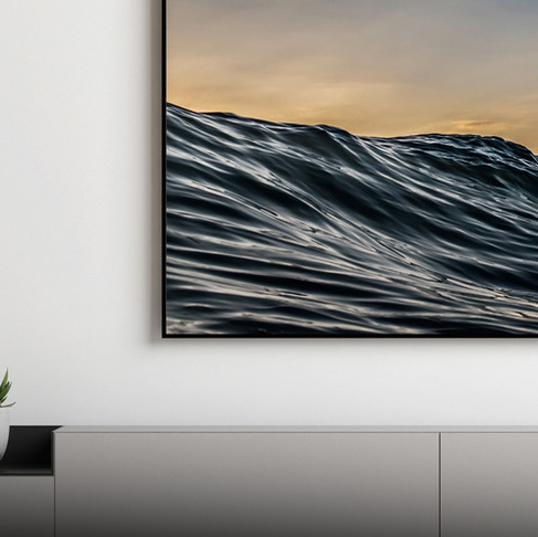 A onda: conheça a Waterart