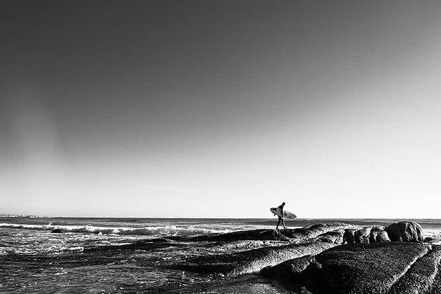 Lone Surfer II