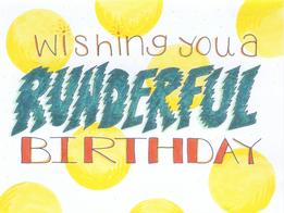 Runderful Birthday (2020)