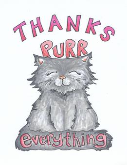 Thanks Purr Everything