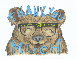 Thank You Beary Much (2020)