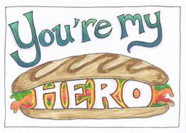 You're My Hero (2020)