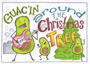 Guacin Around Christmas (2020)