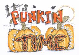 It's Punk-In Time (2020)