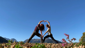 Wander-Yoga Weekend