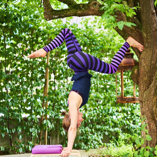 Feet-Up im Garten