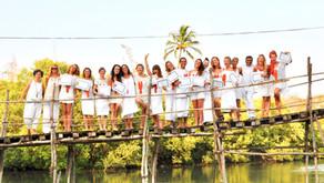 200h RYS Teacher Training in Indien, Earth Yoga Village - Palolem Beach ❤️