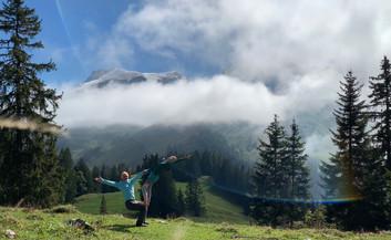 Herbstwandern in Maria Rickenbach
