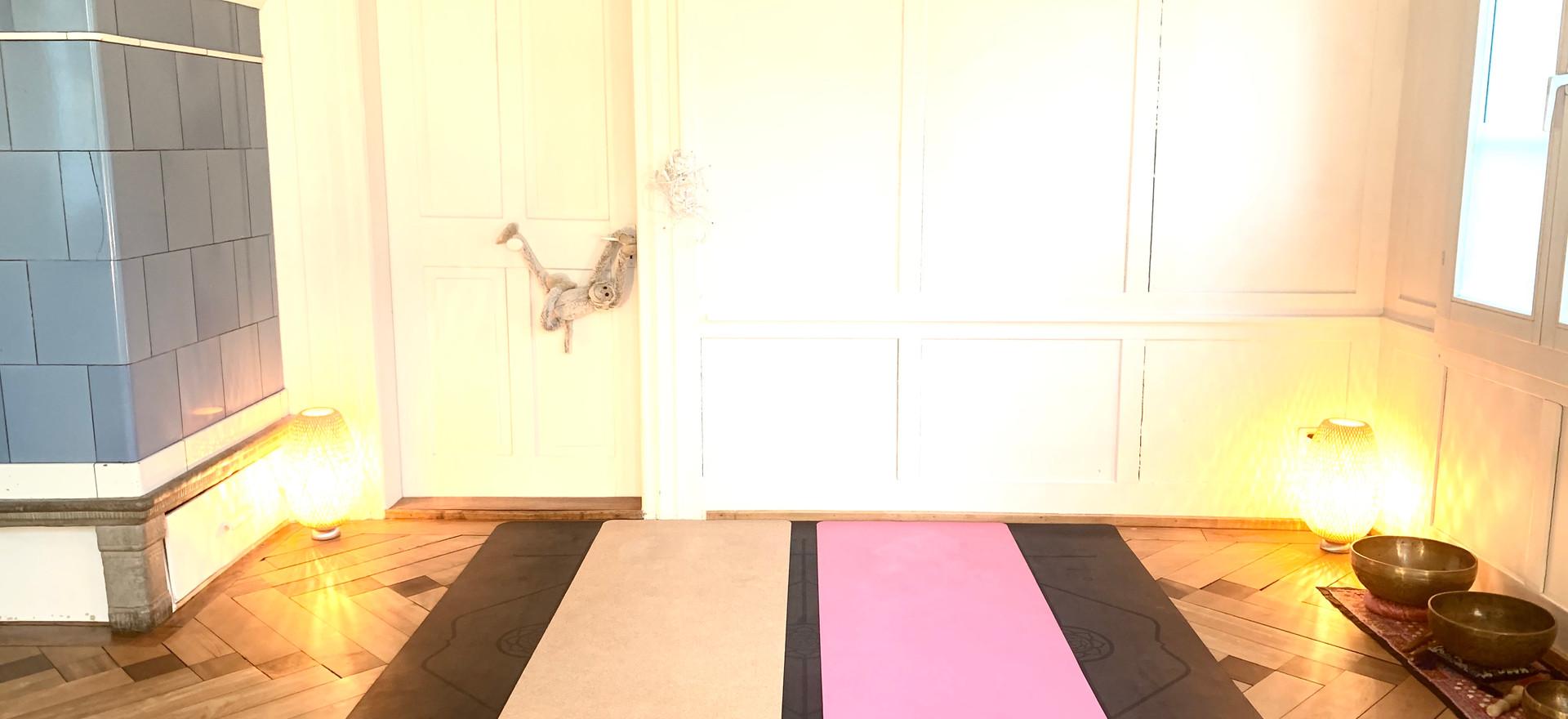Das online Yogastudio