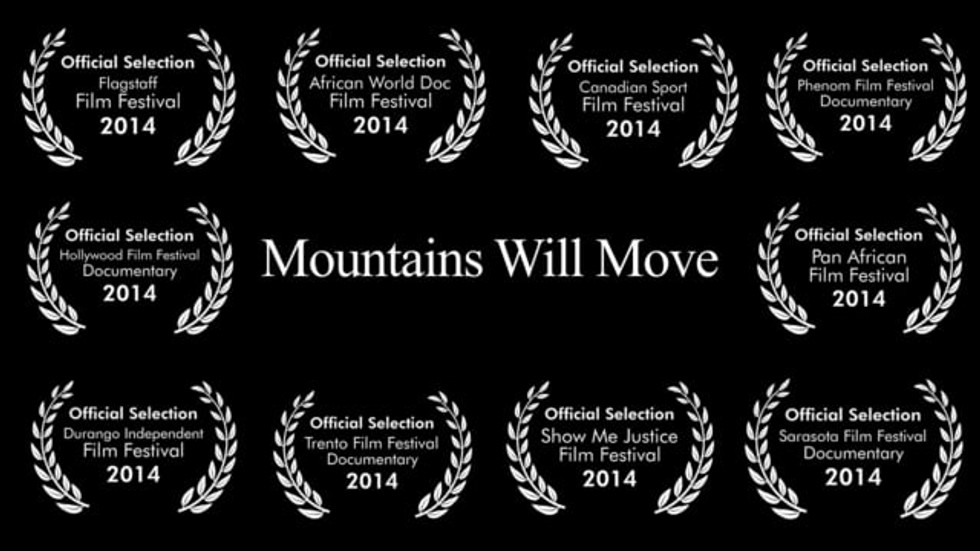 MOUNTAINS WILL MOVE
