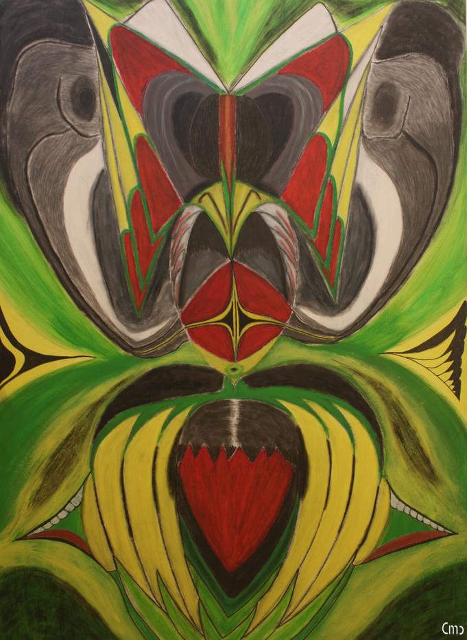 L'Ailéphant au coeur du poussin