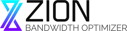 Zion - Bandwidth Optimizer Logo