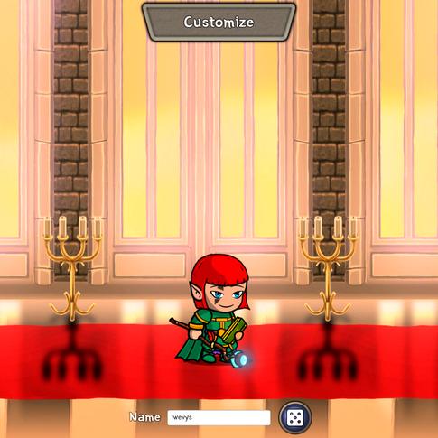 Advanced character customization