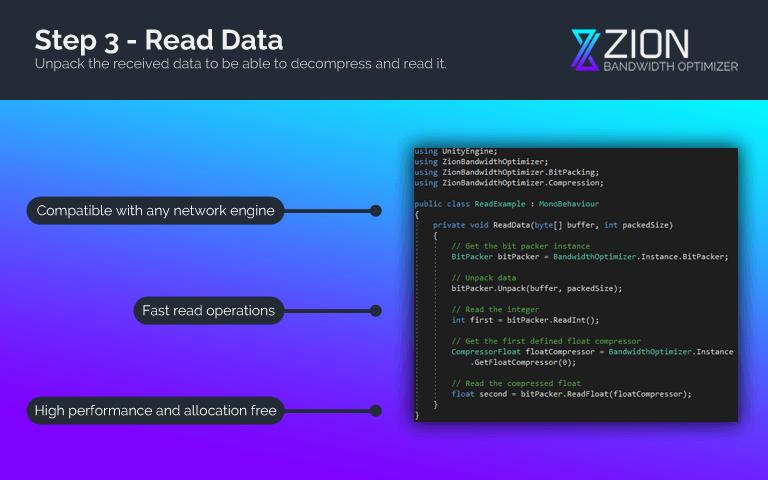 Step 3 - Read Data