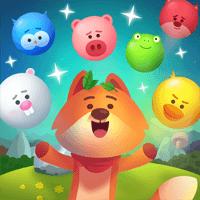 Animal Pop Party Logo