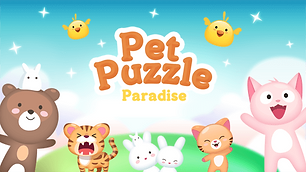 Pet Puzzle Paradise Promo
