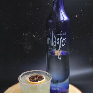 Tequila Milagro Silver W/cointreau -12.50