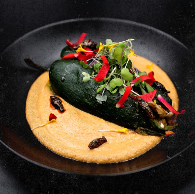 Poblano Almendrado (Vegetarian) 17.90