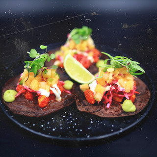 Fish Tacos Pibil (3) 21.95