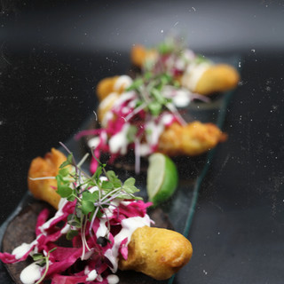 Tacos Estilo Baja (3)  21.95