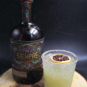 Tequila Siempre Añejo-24 Months -18.00
