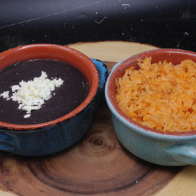 Side: Rice & Beans 7.50