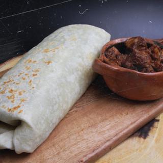 Adobo Burrito 14.95