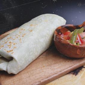 Veggie Cactus Burrito 15.95