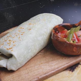 Veggie Cactus Burrito 14.95