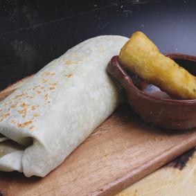 Fish Burrito  15.95