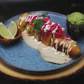 Taco Güerito 22.95