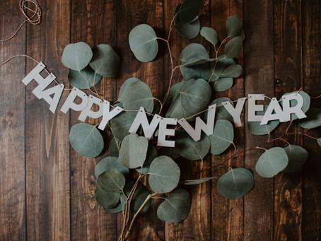 Bonne année Bonne santé!