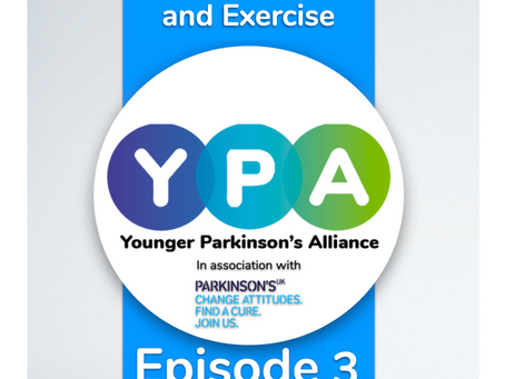 Podcast Episode 3: Parkinson's and exercise